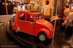 Manège ancien - voiture 2CV