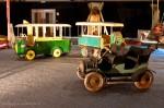 Manège ancien - véhicules