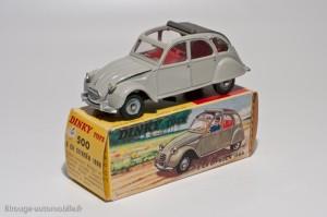 Dinky Toys 500 - Citroën 2CV 1966