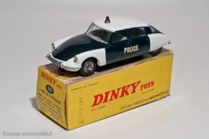 Dinky Toys 501 - Citroën DS19 Police