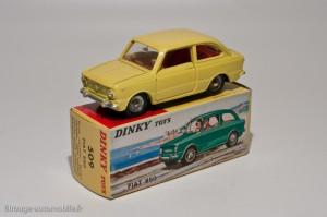 Dinky Toys 509 - Fiat 850 berline