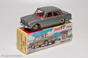 Dinky Toys 523 - Simca 1500 berline