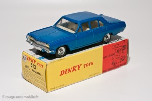 Dinky Toys 513 - Opel Admiral