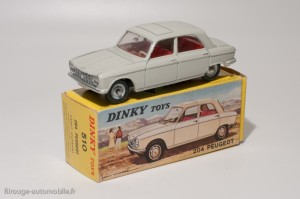 Dinky Toys 510 - Peugeot 204 berline