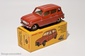 Dinky Toys 518 - Renault 4L