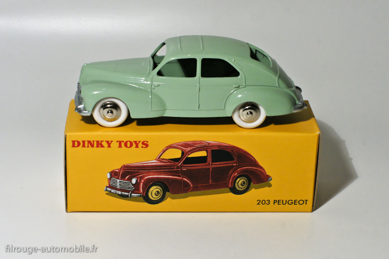 dinky toys atlas reproduction de mod les rares filrouge automobile. Black Bedroom Furniture Sets. Home Design Ideas