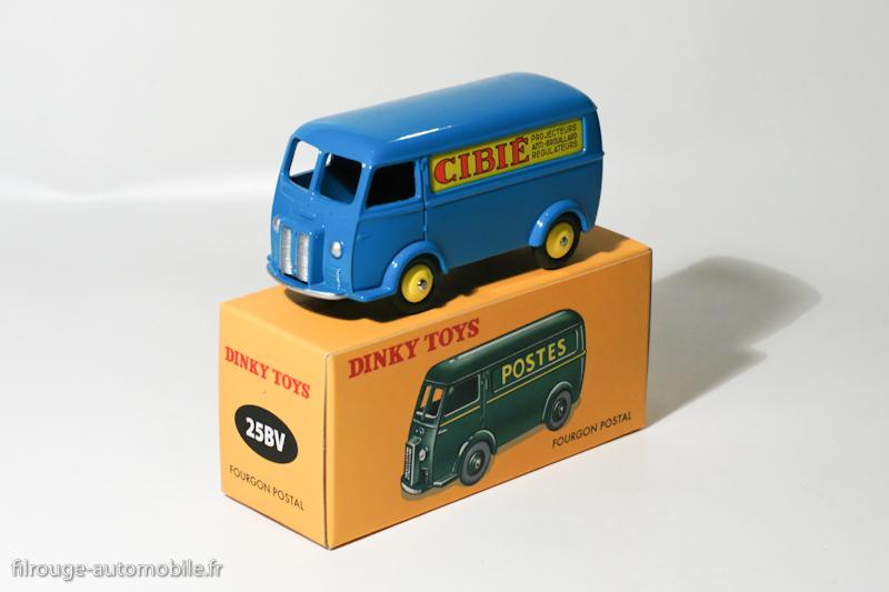 dinky toys atlas   reproduction de mod u00e8les rares