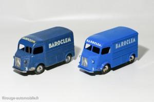 Dinky Toys et Dinky Atlas Baroclem