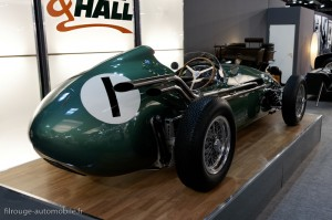 Rétromobile 2012 - Hall & Hall