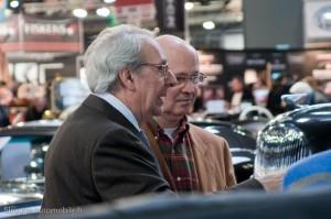 Rétromobile 2012 - la vente Artcurial Motorscars - Hervé Poulain