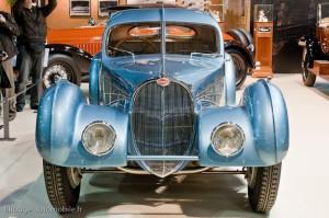 Bugatti Atlantic - Chassis 57374