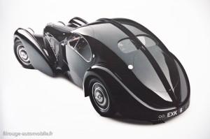 "Bugatti Atlantic n°57591 catalogue ""Arts Décoratifs"""