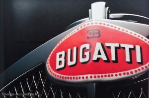 """Bugatti Atlantic extrait catalogue """"Arts Décoratifs"""""""
