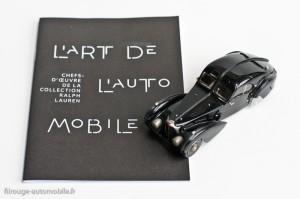 Bugatti Atlantic n°57591 (Western Model)