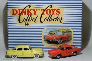 Coffret les prototypes de 1960 - Dinky Atlas
