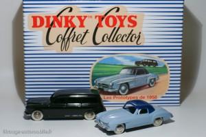 coffret les prototypes de 1958 Dinky Atlas
