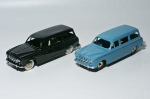 Dinky Toys et Atlas ref.24F - Peugeot 403 familiale