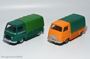 Dinky Toys et Atlas - Renault Estafette réf. 583