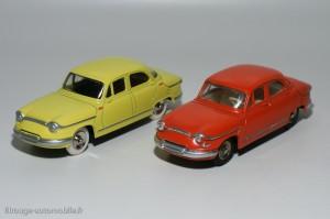 Dinky Toys et Atlas réf.547 - Panhard PL17