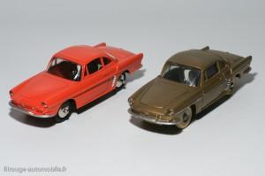 Dinky Toys et Atlas réf.543 - Renault Floride