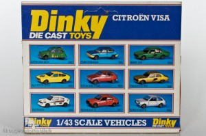 Dinky Toys Solido-Cougar