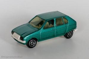 Dinky Toys Solido 1402 - Citroën Visa
