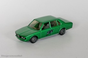 Dinky Toys Solido 1404 - BMW 530 Rallye