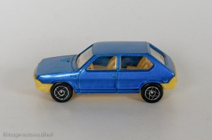 Dinky Toys Solido 1403 - Fiat Ritmo