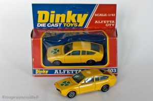 Dinky Toys Solido 1403 - Alfa Romeo Alfetta GTV