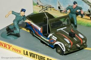 """Dinky Toys 1406 - Renault 4 Sinpar """"Tanguy et Laverdure"""""""