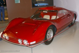 Dino Ferrari 206S prototype
