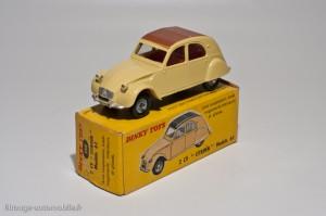 Dinky Toys 558 - Citroën 2CV Azam 1961