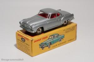 Dinky Toys 549 - Borgward Isabella TS coupé