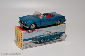 Dinky Toys 528 - Peugeot 404 cabriolet