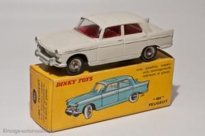 Dinky Toys 553 - Peugeot 404 berline