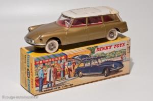 Dinky Toys 539 - Citroën ID19 break