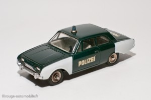 Dinky Toys 551 - Ford Taunus 17M Polizeï