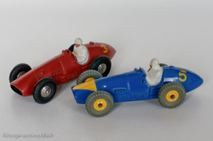 Dinky Toys 23J et 23H - Ferrari 500F2