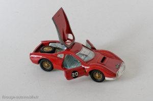 Dinky Toys 216 - Dino Ferrari coupé sport