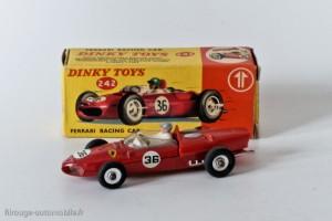 Dinky Toys 242 - Ferrari 126