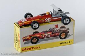 Dinky Toys 1422 - Ferrari F1