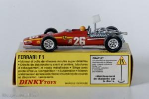 Dinky Toys 1422 - Ferrari 3L. F1