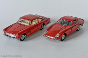 Dinky Toys 506 & 515 - Ferrari 275 GTB et 250 GT