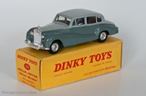 Dinky Toys 551 - Rolls Royce Silver Wraith