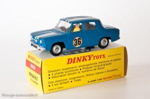 Dinky Toys 1414 - Renault 8 Gordini