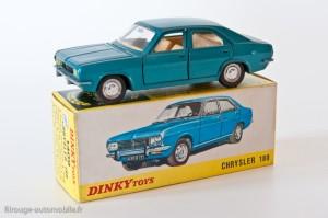 Dinky Toys 1409 - Chrysler 180 berline