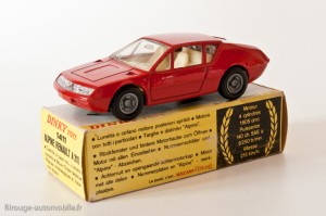 Dinky Toys 1411 - Alpine A310 coupé
