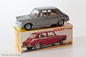 Dinky Toys 1407 - Simca 1100 berline