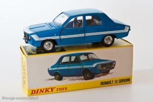 Dinky Toys 1424G - Renault R12 Gordini