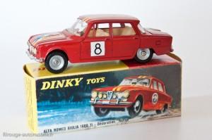 Dinky Toys 1401 - Alfa Romeo Giulia 1600 Rallye